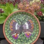 birdbath-butterfly